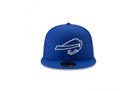 BUFFALO BILLS NFL LOGO ELEMENTS 59FIFTY FITTED