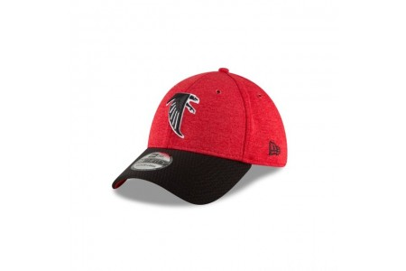 ATLANTA FALCONS CLASSIC LOGO SIDELINE HOME 39THIRTY STRETCH FIT - Sale