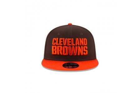 CLEVELAND BROWNS NFL BAYCIK 9FIFTY SNAPBACK - Sale