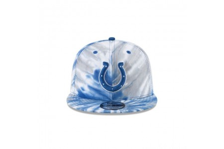 INDIANAPOLIS COLTS MARBLED  9FIFTY SNAPBACK - Sale
