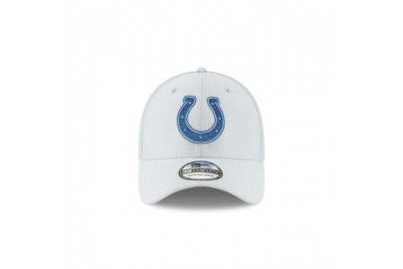 INDIANAPOLIS COLTS NFL TRAINING KIDS GREY 39THIRTY STRETCH FIT