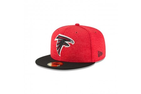 Black Friday Sale - ATLANTA FALCONS OFFICIAL SIDELINE HOME 59FIFTY FITTED