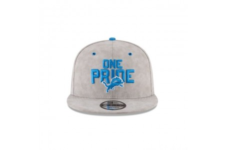 DETROIT LIONS SPOTLIGHT PREMIUM 9FIFTY SNAPBACK