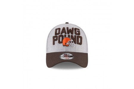 CLEVELAND BROWNS KIDS NFL DRAFT 39THIRTY STRETCH FIT - Sale