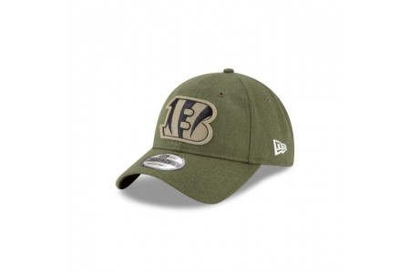 CINCINNATI BENGALS SALUTE TO SERVICE 9TWENTY ADJUSTABLE - Sale