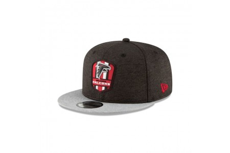 ATLANTA FALCONS OFFICIAL SIDELINE ROAD 9FIFTY SNAPBACK
