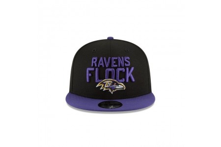 BALTIMORE RAVENS SPOTLIGHT 9FIFTY SNAPBACK