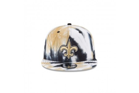 NEW ORLEANS SAINTS MARBLED  9FIFTY SNAPBACK - Sale