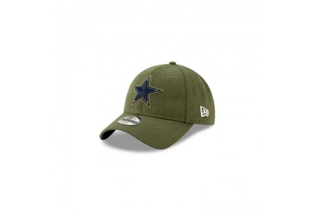 DALLAS COWBOYS SALUTE TO SERVICE KIDS 9TWENTY ADJUSTABLE - Sale