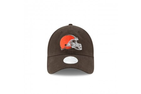 WOMENS CLEVELAND BROWNS PREFERRED PICK 9TWENTY ADJUSTABLE