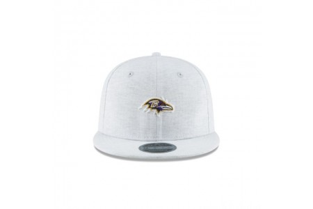 BALTIMORE RAVENS MICRO STITCH 9FIFTY SNAPBACK - Sale
