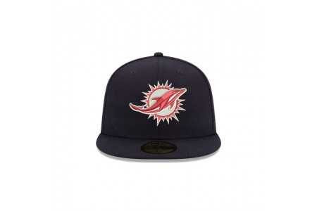 MIAMI DOLPHINS CRAFTED IN THE USA 59FIFTY FITTED - Sale