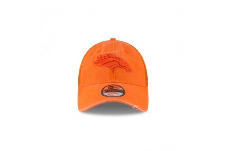 DENVER BRONCOS TONAL WASHED TRUCKER 9TWENTY ADJUSTABLE