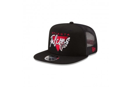 ATLANTA FALCONS FRESH FRONT HIGH CROWN 9FIFTY SNAPBACK - Sale
