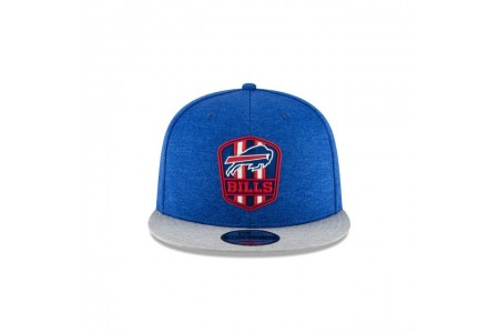 BUFFALO BILLS OFFICIAL SIDELINE ROAD KIDS 9FIFTY SNAPBACK