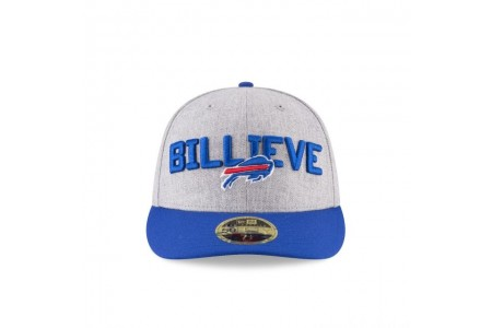 BUFFALO BILLS NFL DRAFT ON STAGE LOW PROFILE 59FIFTY FITTED