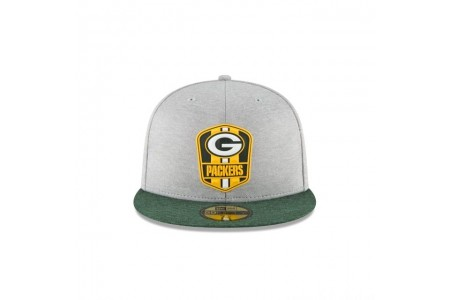 GREEN BAY PACKERS OFFICIAL SIDELINE ROAD 59FIFTY FITTED