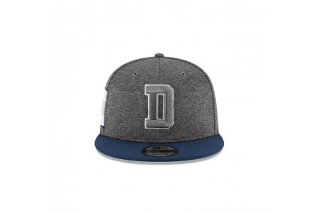 DALLAS COWBOYS GRAPHITE SIDELINE HOME 9FIFTY SNAPBACK