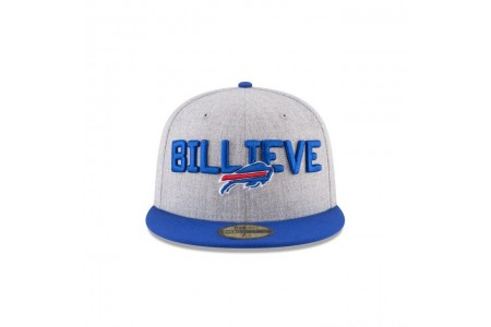 BUFFALO BILLS NFL DRAFT 59FIFTY FITTED - Sale