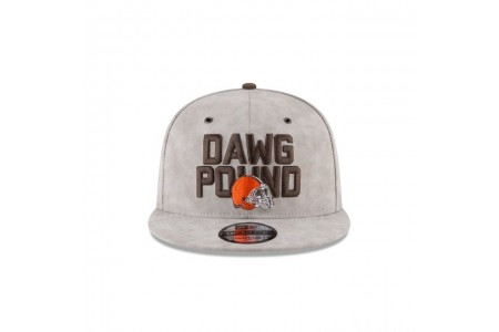 CLEVELAND BROWNS SPOTLIGHT PREMIUM 9FIFTY SNAPBACK
