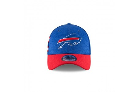 Black Friday Sale - BUFFALO BILLS OFFICIAL SIDELINE HOME 39THIRTY STRETCH FIT