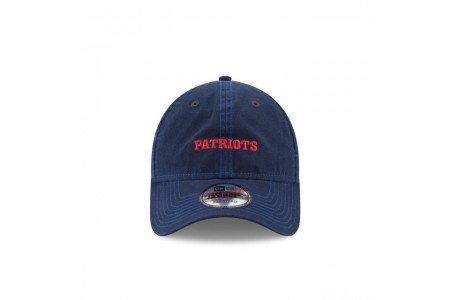 NEW ENGLAND PATRIOTS SOLID TEAM HIT 9TWENTY ADJUSTABLE - Sale