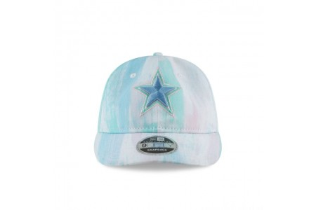 DALLAS COWBOYS PAINTED RETRO CROWN 9FIFTY SNAPBACK