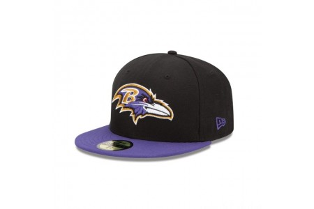 Black Friday Sale - BALTIMORE RAVENS 59FIFTY FITTED