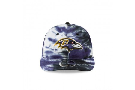 BALTIMORE RAVENS MARBLED RETRO CROWN 9FIFTY SNAPBACK - Sale