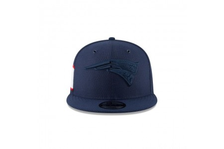 NEW ENGLAND PATRIOTS COLOR RUSH 9FIFTY SNAPBACK - Sale