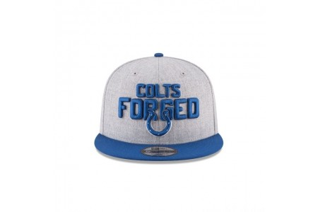 INDIANAPOLIS COLTS NFL DRAFT 9FIFTY SNAPBACK