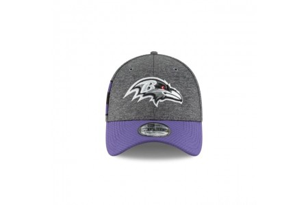 BALTIMORE RAVENS NFL SIDELINE HOME 39THIRTY STRETCH FIT - Sale