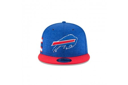 BUFFALO BILLS OFFICIAL SIDELINE HOME KIDS 9FIFTY SNAPBACK