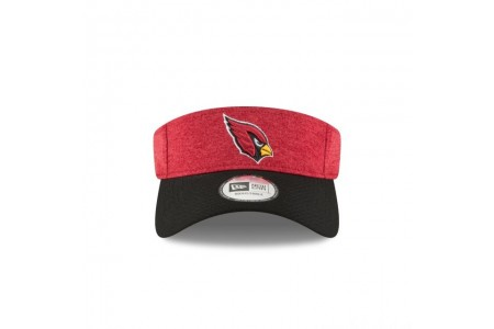 ARIZONA CARDINALS OFFICIAL SIDELINE HOME VISOR - Sale