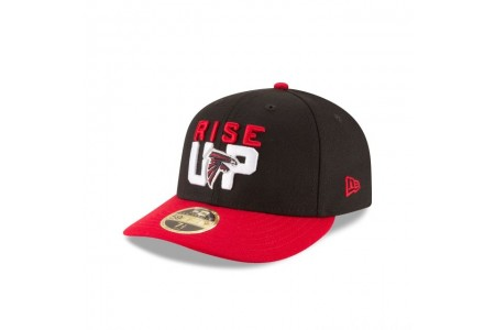 ATLANTA FALCONS SPOTLIGHT LOW PROFILE 59FIFTY FITTED - Sale