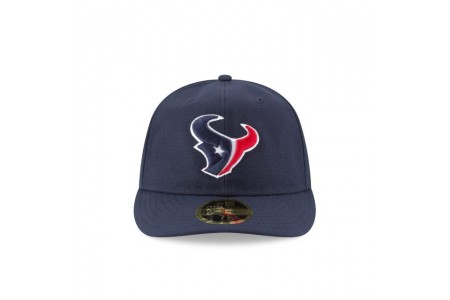 HOUSTON TEXANS FAN FIT RETRO CROWN 59FIFTY FITTED