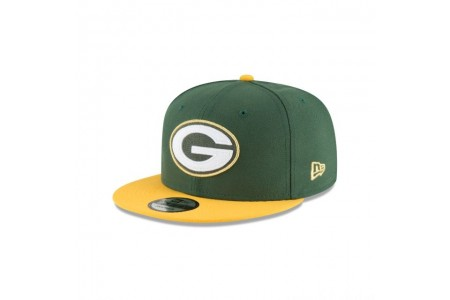 Black Friday Sale GREEN BAY PACKERS GLORY TURN 9FIFTY SNAPBACK