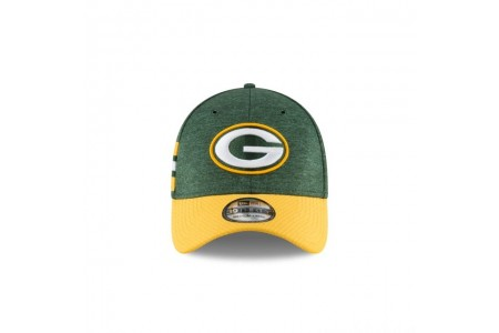 GREEN BAY PACKERS OFFICIAL SIDELINE HOME 39THIRTY STRETCH FIT