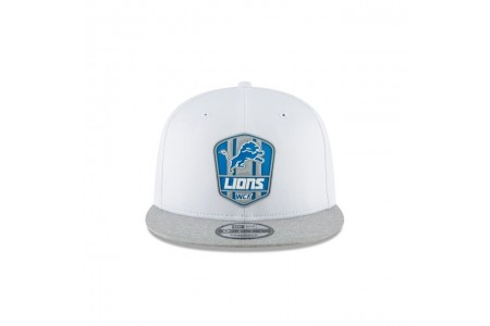 DETROIT LIONS OFFICIAL SIDELINE ROAD 9FIFTY SNAPBACK