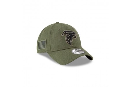 Black Friday Sale - ATLANTA FALCONS SALUTE TO SERVICE KIDS 9TWENTY ADJUSTABLE
