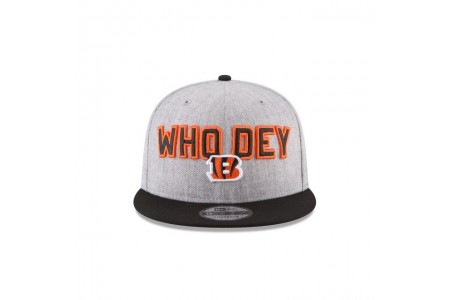 Black Friday Sale - CINCINNATI BENGALS KIDS NFL DRAFT 9FIFTY SNAPBACK