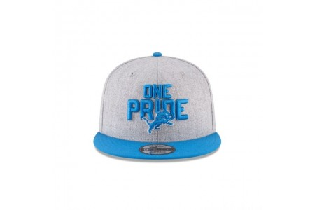DETROIT LIONS KIDS NFL DRAFT 9FIFTY SNAPBACK