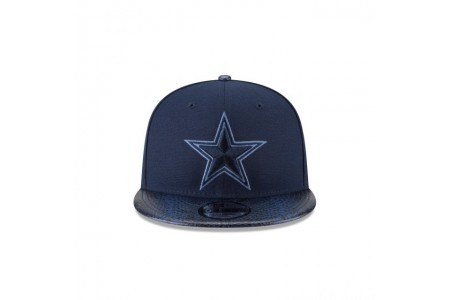 DALLAS COWBOYS SNAKESKIN BLUE 9FIFTY SNAPBACK