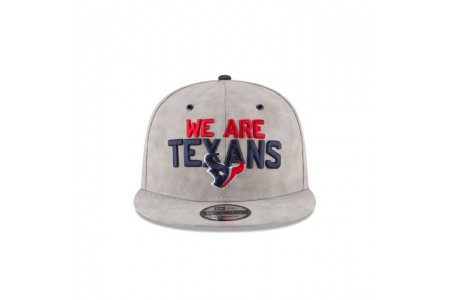 HOUSTON TEXANS SPOTLIGHT PREMIUM 9FIFTY SNAPBACK