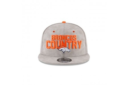 Black Friday Sale - DENVER BRONCOS SPOTLIGHT PREMIUM 9FIFTY SNAPBACK
