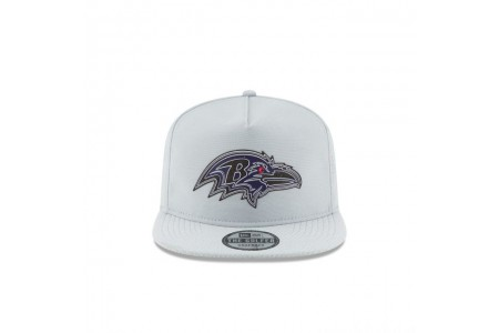 BALTIMORE RAVENS NFL TRAINING GREY GOLFER