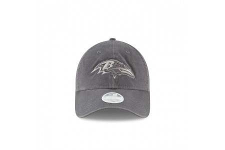 Black Friday Sale - WOMENS BALTIMORE RAVENS PREFERRED PICK 9TWENTY ADJUSTABLE
