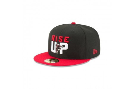 Black Friday Sale - ATLANTA FALCONS SPOTLIGHT 59FIFTY FITTED
