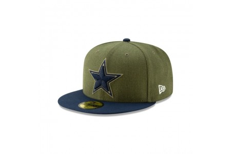 Black Friday Sale - DALLAS COWBOYS SALUTE TO SERVICE 59FIFTY FITTED