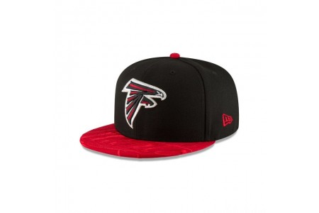 ATLANTA FALCONS VISOR SCRIPT 59FIFTY FITTED - Sale
